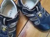Синие сандалии для мальчика